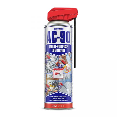 AC-90 Multipurpose Industrial Lubricant Aerosol Spray